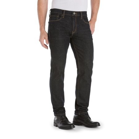 07035d48125 Signature by Levi Strauss & Co. - Men's Skinny Fit Jeans - Walmart.com