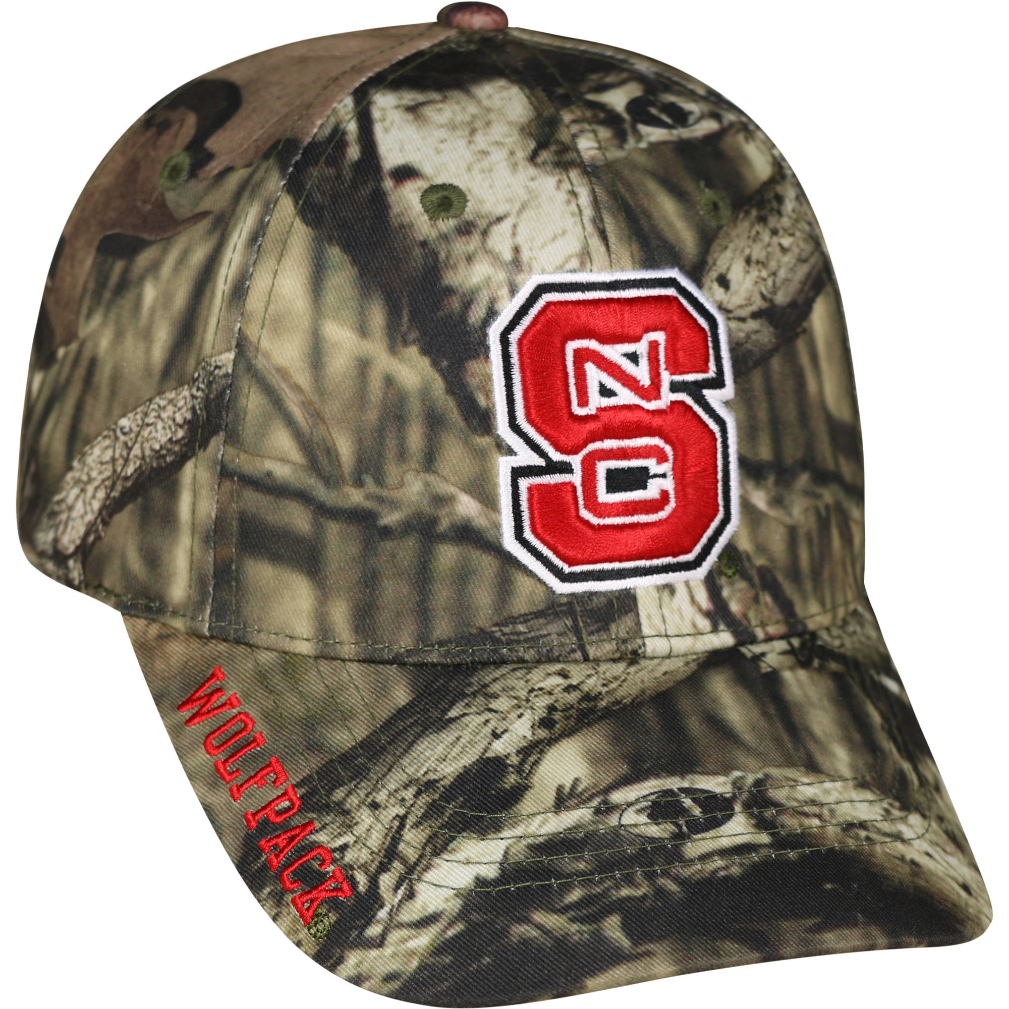 NCAA Men's North Carolina State Wolfpack Mossy Cap