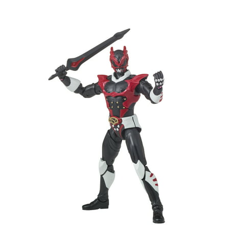 Bandai - Power Rangers Legacy Psycho Ranger, Red (Red Wing Iron Ranger Vs Wolverine 1000 Mile)