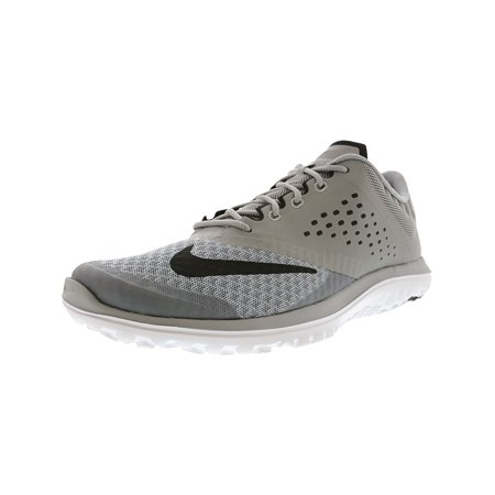 brand new b64b4 91563 Nike - Nike Men's Fs Lite Run 2 Wolf Grey / Black - White ...