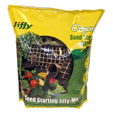 Jiffy 10 Quart Jiffy-Mix Premium Seed Starting