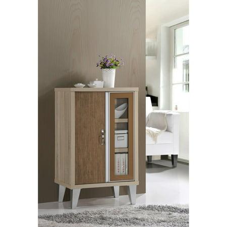 SunTime Outdoor Living White Oak/Brown Side Cabinet ... on Suntime Outdoor Living id=38355