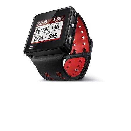 Motorola MOTOACTV 8 GB Fitness Tracker and Smart MP3 Music Player (Black)