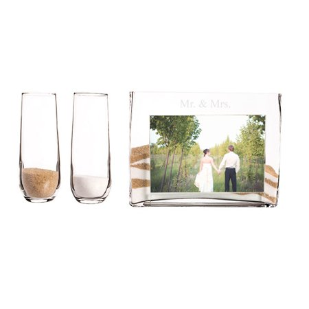 Sand ceremony frame   Compare Prices at Nextag