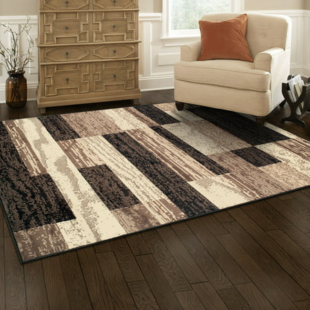 - Superior Rockwood Collection with 8mm Pile and Jute Backing, Moisture Resistant and Anti-Static Indoor Area Rug