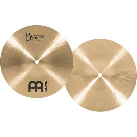 Meinl Byzance Mini Hi-Hat Traditional Cymbals 10 in.