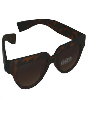 57f2503622db Product Image Spexx Womens Brown Mixed Color Lenses Horned Rim 100% UV  Protection Sunglasses
