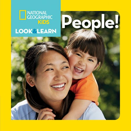 National Geographic Kids Look and Learn: People!