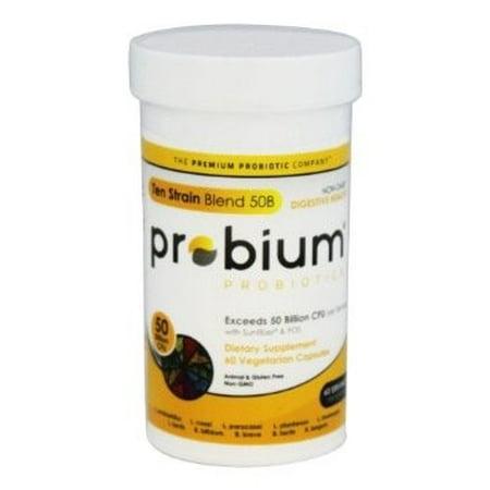 Probium probiotique Dix Strain 50 milliards, 60 Ct