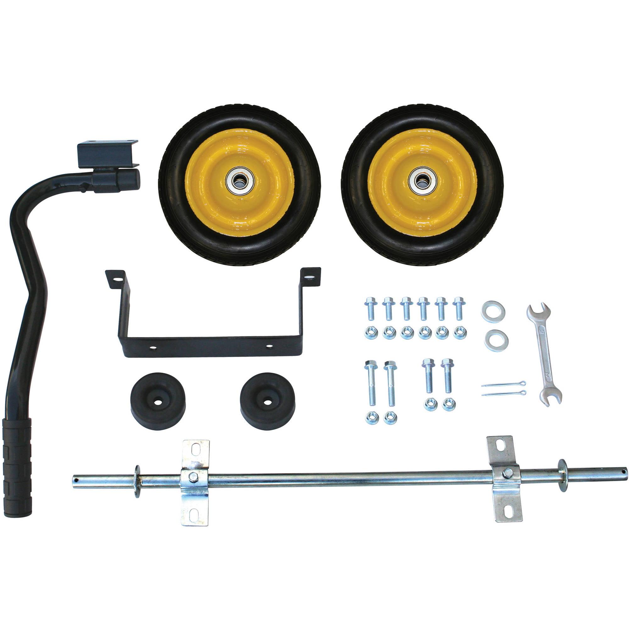 Champion Power Equipment Model C40065 Wheel Kit for Any Champion 4,000 Watt Generators