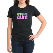 Womens One Cool Aunt T-Shirt