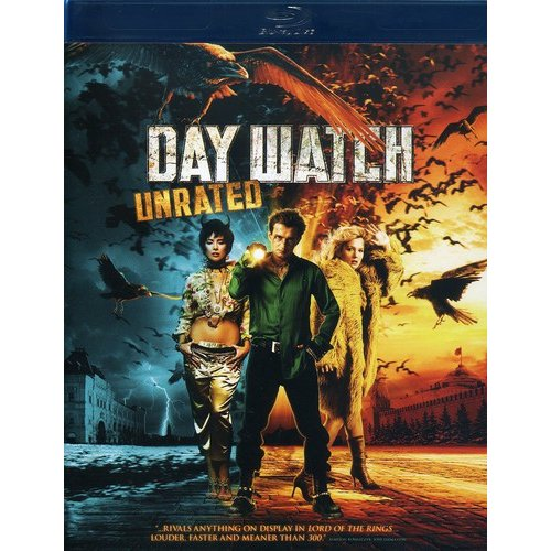 Day Watch (Unrated) (Blu-ray) (Widescreen)