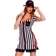 Music Legs Sexy Womens Sports Referee Halloween Costume - Halloween 1 Music