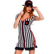 Music Legs Sexy Womens Sports Referee Halloween Costume