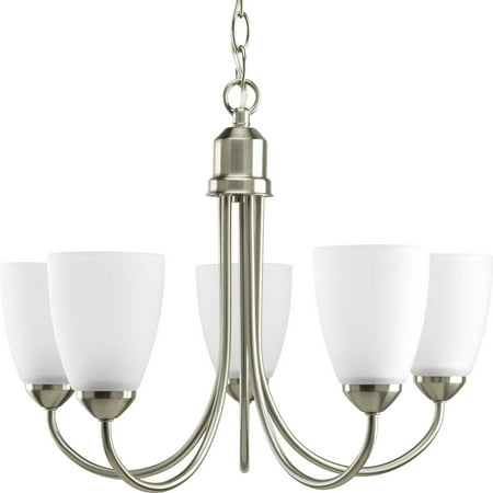 - Gather Collection Five-Light Chandelier