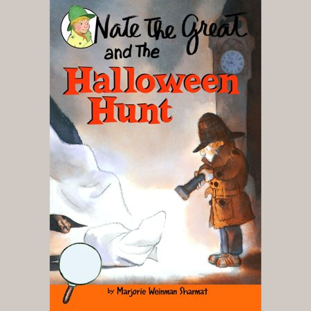 Nate the Great and the Halloween Hunt - Audiobook