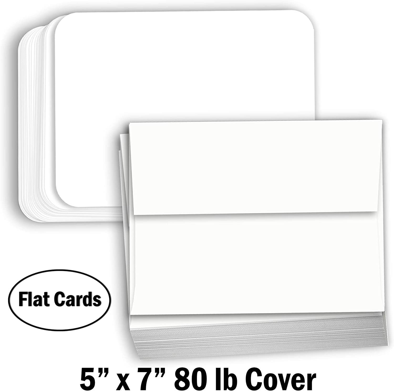 24 4 x 6 Chipboard Blank Cards Thick Cards Announcements Parties Greeting Cards Mail Invitations DIY Cards Heavyweight Black Postcards
