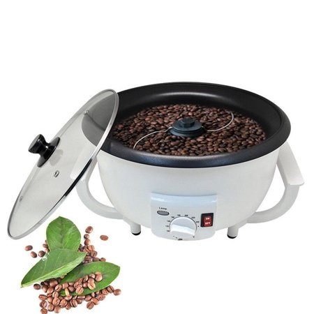 Professional Coffee Roaster (110V Electric Home Coffee Roaster Household Coffee Bean Roasting Baking Machine)