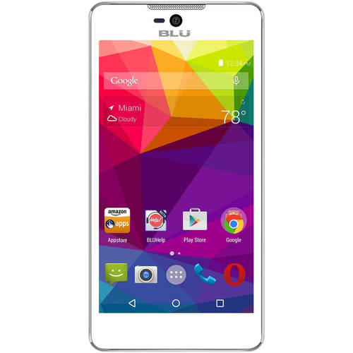 BLU Studio C 5+5 LTE S0050UU GSM Android Smartphone (Unlocked)
