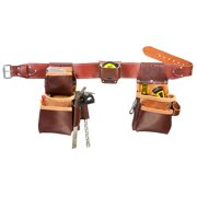 Occidental Leather 6100TXXL Pro Trimmer Tool Belt with Tape Holster - Size XXL