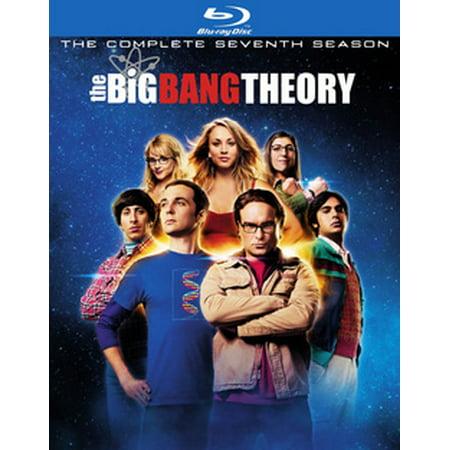 The Big Bang Theory: The Complete Seventh Season (Blu-ray)