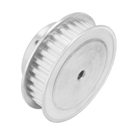 Aluminum XL 30 Teeth 5mm Bore Timing Idler Pulley Synchronous Wheel - image 2 of 6