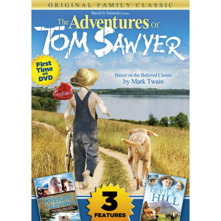 The Adventures Of Tom Sawyer / Lil' Treasure Hunters / Devil's Hill