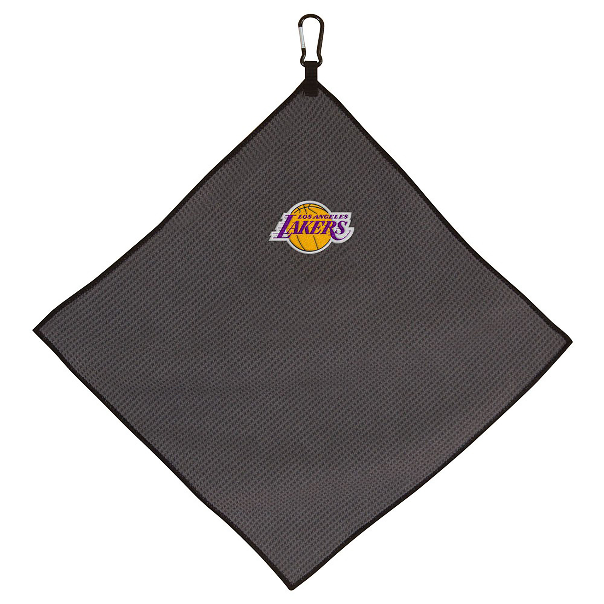 "Los Angeles Lakers 15"" x 15"" Microfiber Golf Towel - No Size"