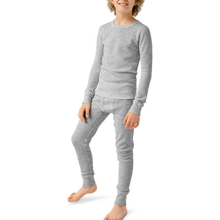d853f95e0 Hanes - Boy s X-Temp Thermal Set - Walmart.com