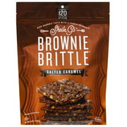 Sheila G's Salted Caramel Brownie Brittle, 5 oz, (Pack of 12)