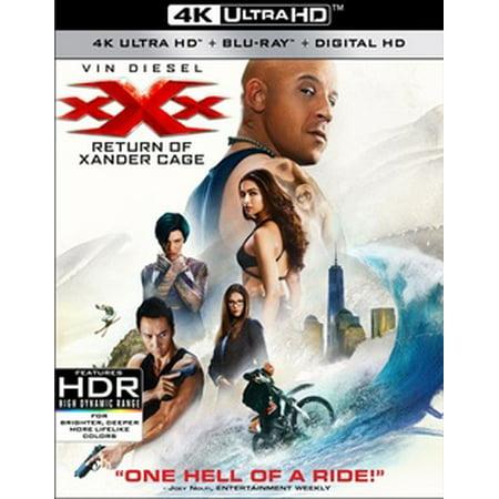 xXx: Return of Xander Cage (4K Ultra HD) - New Xxx Tequila