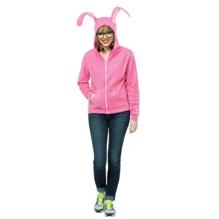 Christmas Story Hoodie Adult Costume (A Christmas Story Costume Ideas)