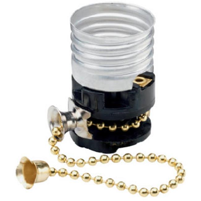 8002MCC10 Pull Chain Socket, 250W - image 1 de 1