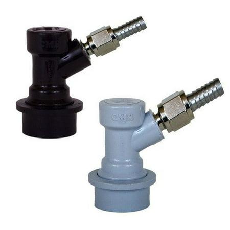Ball Lock Becker Home Brew Keg Tap MFL Coupler Set