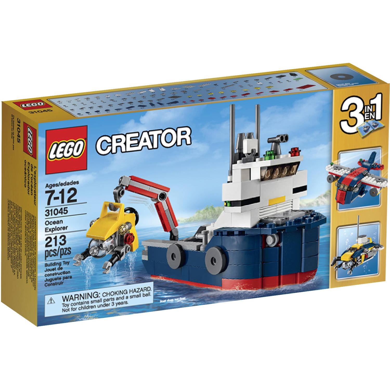 lego lego creator treehouse adventures building set 31053. Black Bedroom Furniture Sets. Home Design Ideas