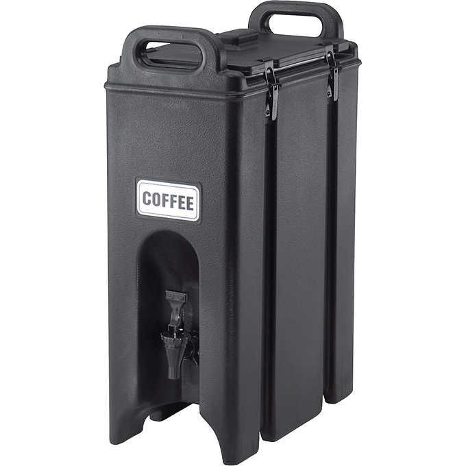 Cambro Beverage Dispenser, 5 Gallon (500LCD110)