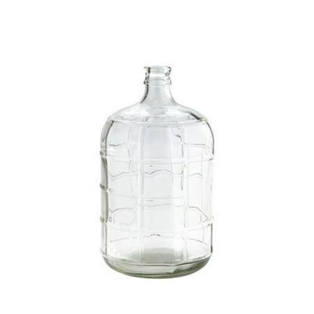 Diamond Star 45079 15 5 X 9 In  Glass Vase  44  Clear