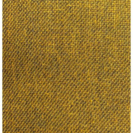Plutus PBRA1397-2030-DP Mustard Seed Luxury Throw Pillow in Dark Yellow, 20 x 30 in. Queen - image 2 of 3