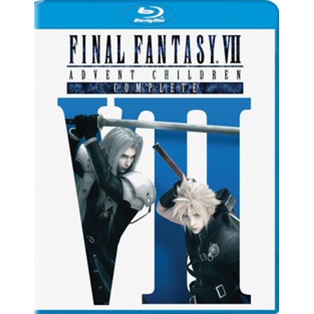 Final Fantasy VII: Advent Children (Blu-ray) (Final Fantasy 7 Advent Children Complete English Sub)