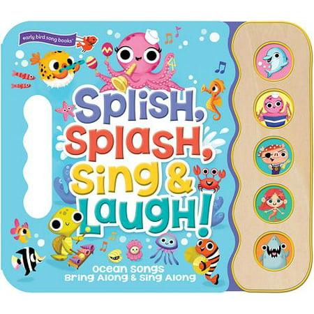 Lets Sing Book (Splish, Splash, Sing and Laugh (Board Book))