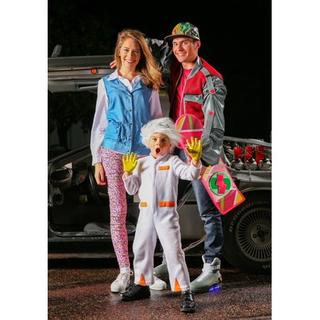 Back to the Future Toddler Doc Brown Costume - image 3 of 6