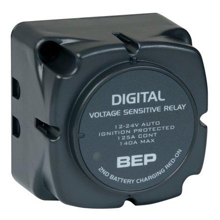 (Marinco 12V Digital Voltage Sensing Relay)