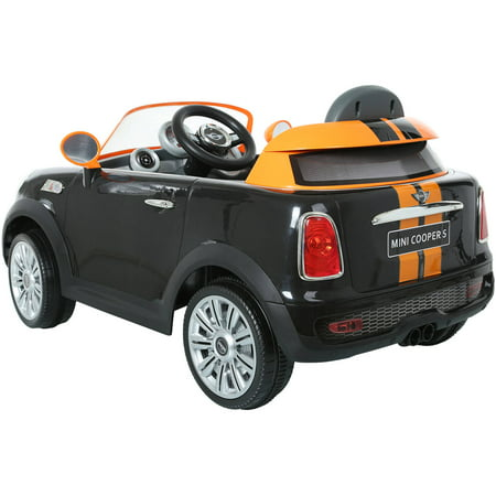 Rollplay MINI Cooper Coupe 6-Volt Battery-Powered Ride-On