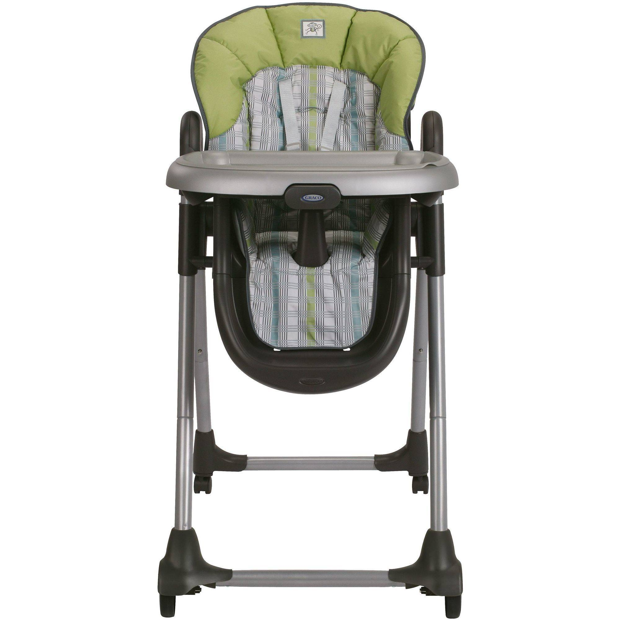 green dp high brown tablefit roan chair graco baby ca amazon