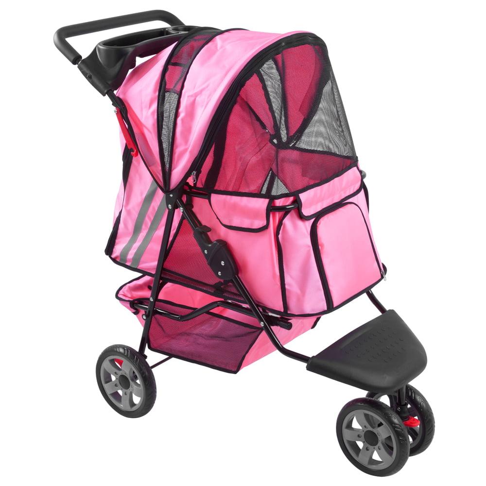 Zephyr 3-Wheel Pet Jogging Stroller