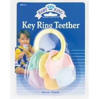 Teether Keys Rattle - 1 Pkg