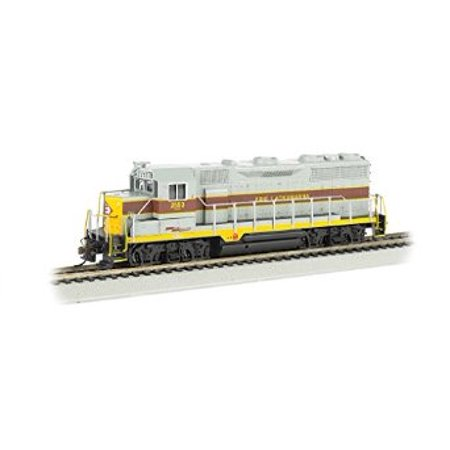 Bachmann EMD GP35 DCC Equipped Diesel Locomotive - ERIE LACKAWANNA #2553 (HO Scale) Multi-Colored