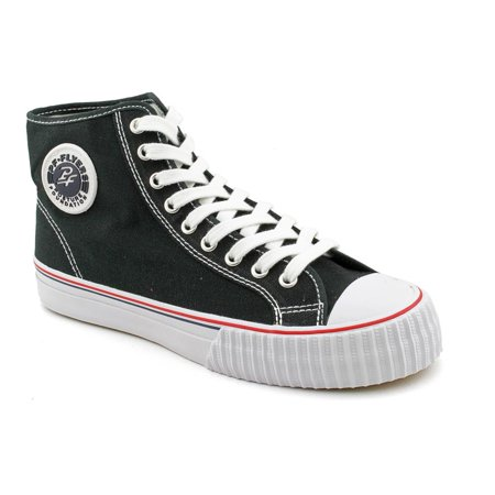 PF Flyers Center Hi Reiss Round Toe Canvas Sneakers - Walmart.com 584552048