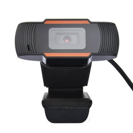Webcam 720P Full Hd Web Camera Streaming Video Live Broadcast Camera - image 3 of 4