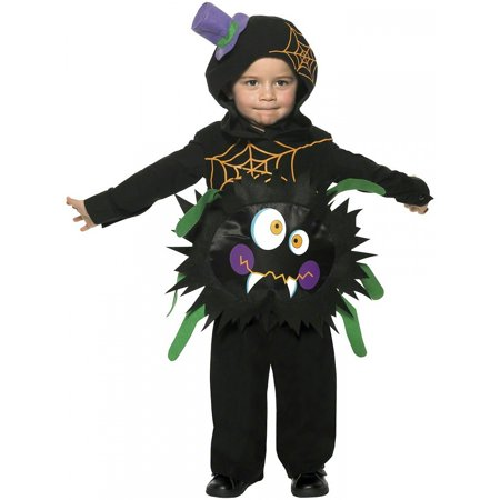 Crazy Man Costume (Crazy Spider Toddler Costume -)